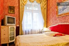 Newly renovated rooms near the city center