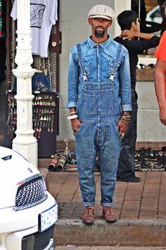 Street Fashion Johannesburg, South Africa