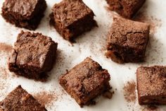 Healthy baking: Looking to indulge without going overboard? This collection of healthier cakes, biscuits, slices and more is for you.try  (pic: Zucchini and c:acao brownie)