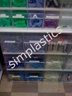simplastics: SIMPLASTICS Dental Bins