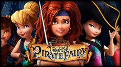 Tinkerbell And The Pirate Fairy Full Movie | Animation movies | Cartoons...