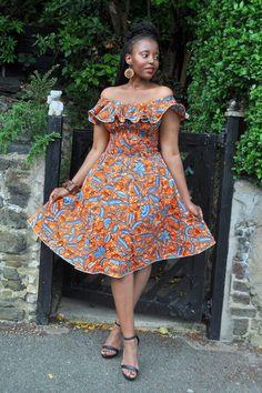 100 Latest Ankara Styles 2019 for beautiful African Ladies Short African Dresses, Ankara Short Gown Styles, Latest Ankara Styles, Short Gowns, Latest African Fashion Dresses, African Print Dresses, African Print Fashion, Africa Fashion, Ankara Fashion