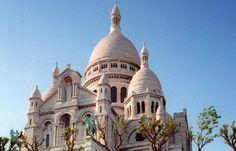 Basilique du Sacré-Coeur de Montmartre - The Sacré-Coeur, consecrated in 1919, is one of the most iconic monuments in Paris. At the top of the Butte Montmarte, it has...