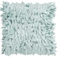 Surya Ruffle & Frill Throw Pillow | AllModern
