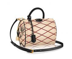 adc89a7ed86 Louis Vuitton Doc BB Malletage Speedy Bag - Fall 2014 Louis Vuitton  Handbags Sale, Vuitton