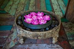A postcard from Song Saa, Cambodia. The beautiful sculptural buds of the lotus flowers used as offerings to Buddha, Hemsley And Hemsley, Cambodia, Decorative Boxes, Candles, Songs, Postcards, Pink, Photography, Lotus Flowers