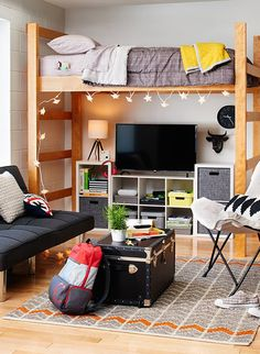 20 Brilliant Dorm Room Organization For Everything You Want | Home Design And Interior