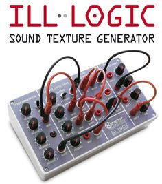 Kinetik Laboratories: ILL-LOGIC