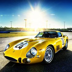 1965 275 GTB Competizione - Driven by Willy Mairesse and Jean Blaton for the Belgian Jacques Swaters team, chassis number 6885 finished third overall at the 24 Hours of Le Mans in 1965