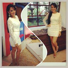 Yahoska Alvarez viste al estilo Beabo