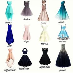 My favorite dress is the Taurus one