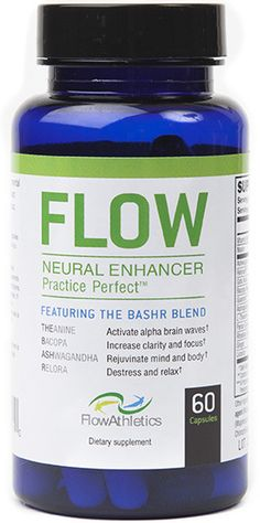 Flow Athletics - Flow Neural Enhancer Pre-Workout  - Martial Art Market