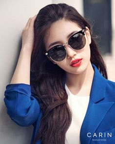 Suzy is ready for the summer with 'Carin' shades | Koogle TV