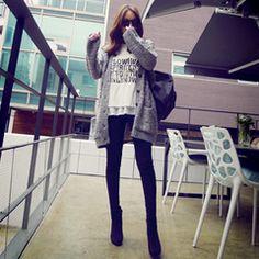 Korean Fashion #winterfashion
