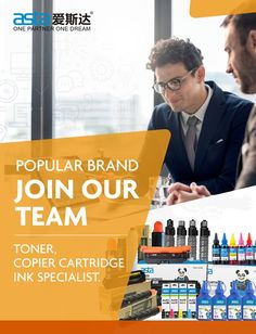 We are toner, copier cartridge, ink specialist Join Our Team, Label Paper, Toner Cartridge, Ink, Cards, India Ink, Maps, Playing Cards