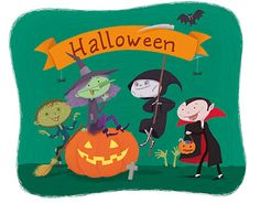 """Check out new work on my @Behance portfolio: """"Halloween 2015"""" http://on.be.net/1GASynF"""