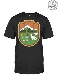9c0034edc8c Alt National Park Service TShirts TeeChip Shirts