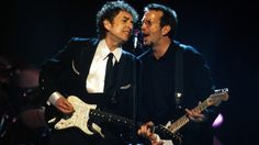 1999 Flashback: Bob Dylan and Eric Clapton Sing 'Don't Think Twice, It's All Right'