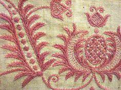 #pomegranates #embroidery