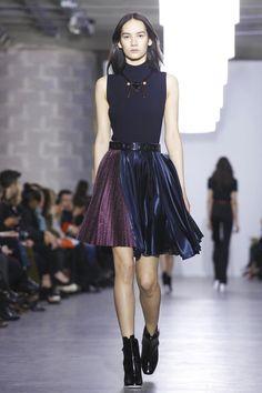 Cedric Charlier Ready To Wear Fall Winter 2015 Paris