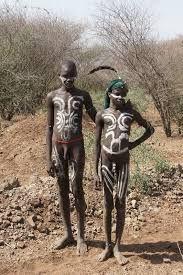 Картинки по запросу mursi tribe