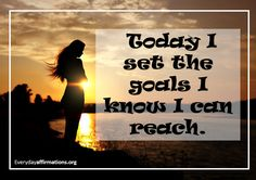 Daily Affirmations 21 June 2016