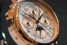 A. Lange & Söhne Rattrapante Perpetual Calendar in 10 pics