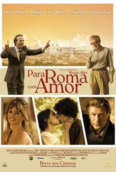 Filme | Para Roma com Amor (To Rome with Love)