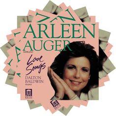 Arleen Auger Love Songs  with Dalton Baldwin, piano  Delos, 1992