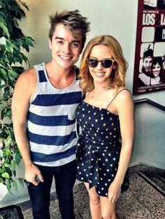 Kylie Minogue 1st September 2014
