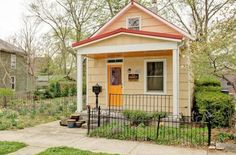 750 Sq. Ft. Small Cottage in Columbus, Ohio