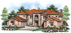 House Plan chp-43463 at COOLhouseplans.com