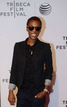 Samira Wiley at the Tribeca Film Festival 2014