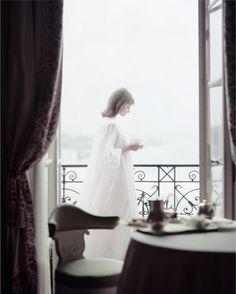 Katherine Pastrie, Hotel du Palais Biarritz by Georges Dambier Audrey Hepburn, Hotel Du Palais, Vintage Beauty, Vintage Fashion, French Fashion, Retro Fashion, Paris Balcony, Brown Paper Packages, Biarritz