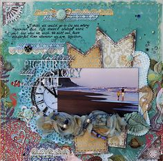 Colorful Memories: Every Picture Has a Story To Tell Scrapbook Pages, Scrapbook Layouts, Scrapbooking Ideas, Websters Pages, Telling Stories, Hello Everyone, Mixed Media Art, Cardmaking, Scrapbooking