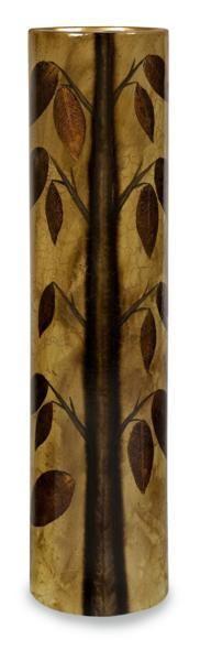 Large Arboles Vase