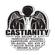 Castianity - Sticker