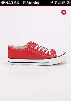 Klasické červené plátenky J.Star Chuck Taylor Sneakers, Chuck Taylors, Shoes, Fashion, Moda, Zapatos, Shoes Outlet, Fashion Styles, Shoe