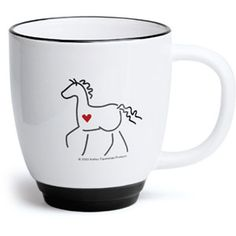 Curly Horse Coffee Mug   # Pin++ for Pinterest #