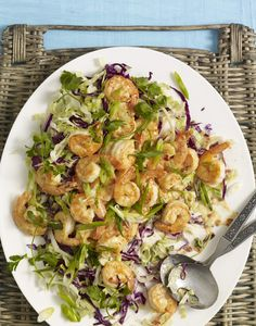 The name of this dish says it all. Bangin' good shrimp, courtesy of ...