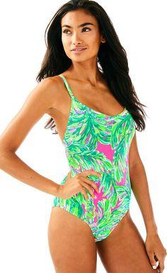 d60fc6264c6f4 Lilly Pulitzer Azalea One Piece Suit - Multi Shady Lady Swim 6