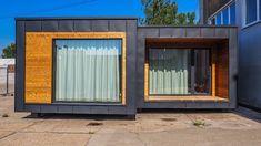 Vzorový modularný dom Bratislava, Garage Doors, Outdoor Decor, Home Decor, Decoration Home, Room Decor, Home Interior Design, Carriage Doors, Home Decoration