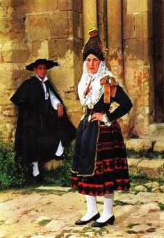 Segovia, traje típico