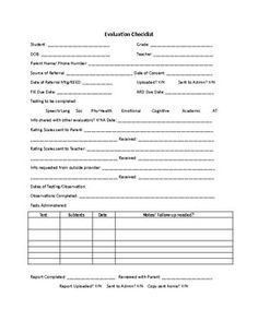 Workshop Evaluation Form Template  Counseling