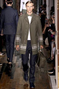 Paris Fashion Week (Menswear): Valentino - Spring 2014
