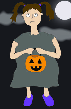 My (Least) Fondest Halloween Memory | GoneCatawampus.com