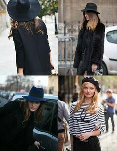 Gorros, sombreros