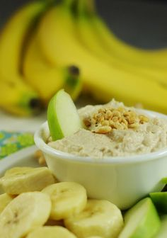 In case you haven't heard, Greek Yogurt is all the rave. You're going to need to try this delish nutty dip with Nillas!