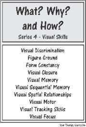 What, Why and How Series 4 - Visual Skills