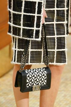 176b8e24737 Chanel Geometric Embroidery, Coco Chanel, Chanel 2015, Chanel Boy Bag,  Chanel Bags